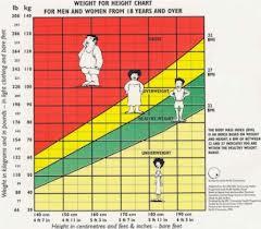 calcolo del bmi indice di massa corporea