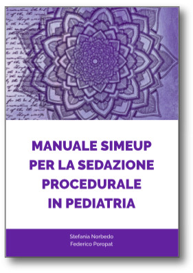 MANUALE SIMEUP PER LA SEDAZIONE PROCEDURALE IN PEDIATRIA